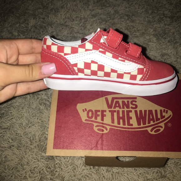 Vans Shoes | Toddler Boys Checkered
